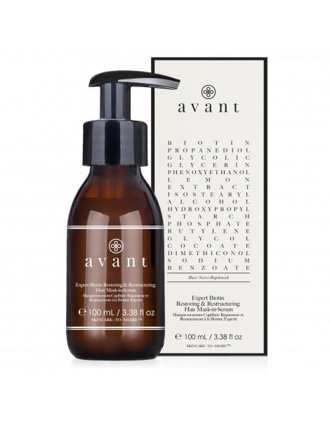 Expert Biotin Restoring & Restructuring Hair Mask-in-Serum - 1
