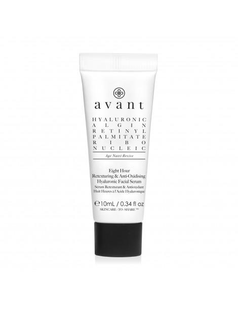 8 h Gesichtsserum Retexturing mit Antioxidantien & Hyaluronsäure (10ml) - 2
