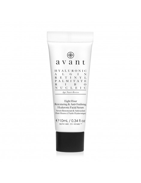 Eight Hour Retexturing  & Anti-Oxidising Hyaluronic Facial Serum (10ml) - 2