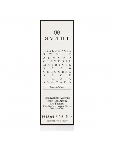 LIMITED EDITION Advanced Bio Absolute Youth Eye Therapy 3