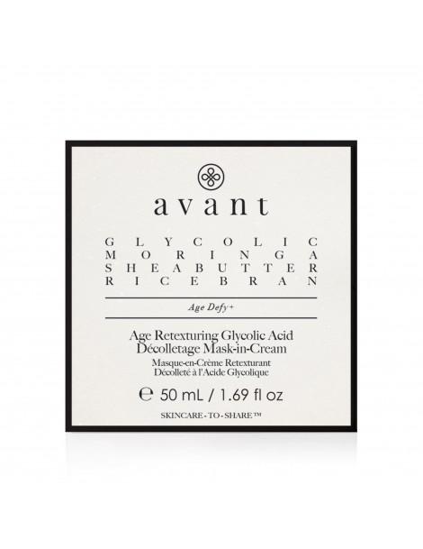 Anti-Aging Glycol Gesichtsmaske Retexturing - 3