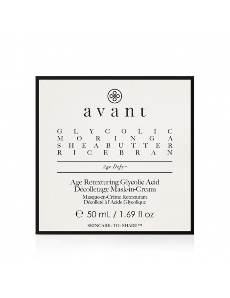 Age Retexturing Glycolic Acid Mask-in-Cream - 3