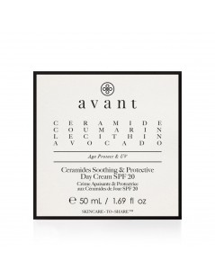 Ceramides Soothing & Protective Day Cream SPF 20 - 3