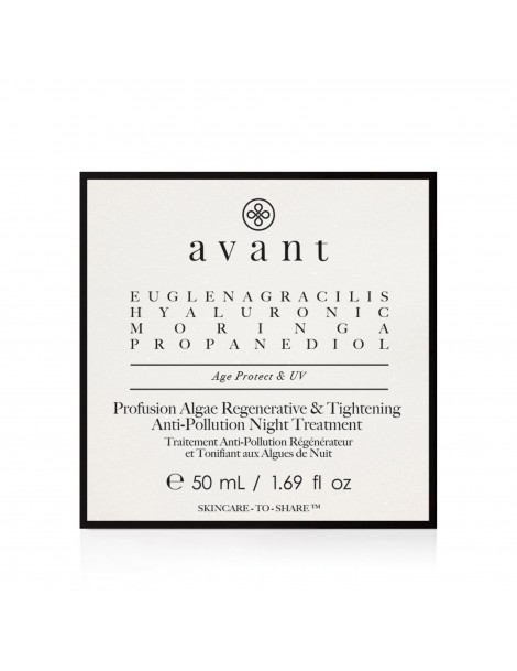 Profusion Algae Regenerative & Tightening Anti-Pollution Night Treatment - 2