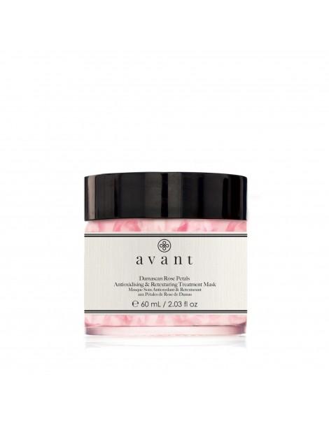 Damascan Rose Petals Antioxidising & Retexturing Treatment Mask - 2