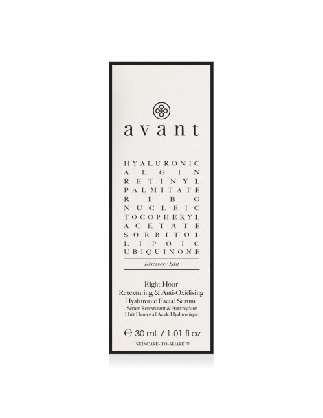 Discovery edit - Eight-hour Anti-Oxidising & Retexturing Hyaluronic Facial Serum - 3