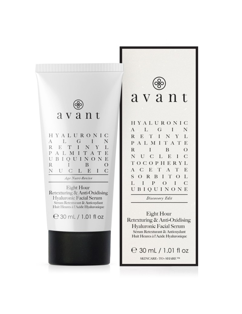 Discovery edit - Eight-hour Anti-Oxidising & Retexturing Hyaluronic Facial Serum