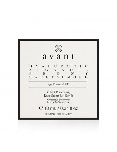 Velvet Perfecting Rose Sugar Lip Scrub - 2