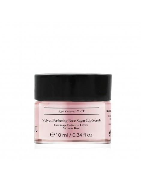 Velvet Perfecting Rose Sugar Lip Scrub - 3