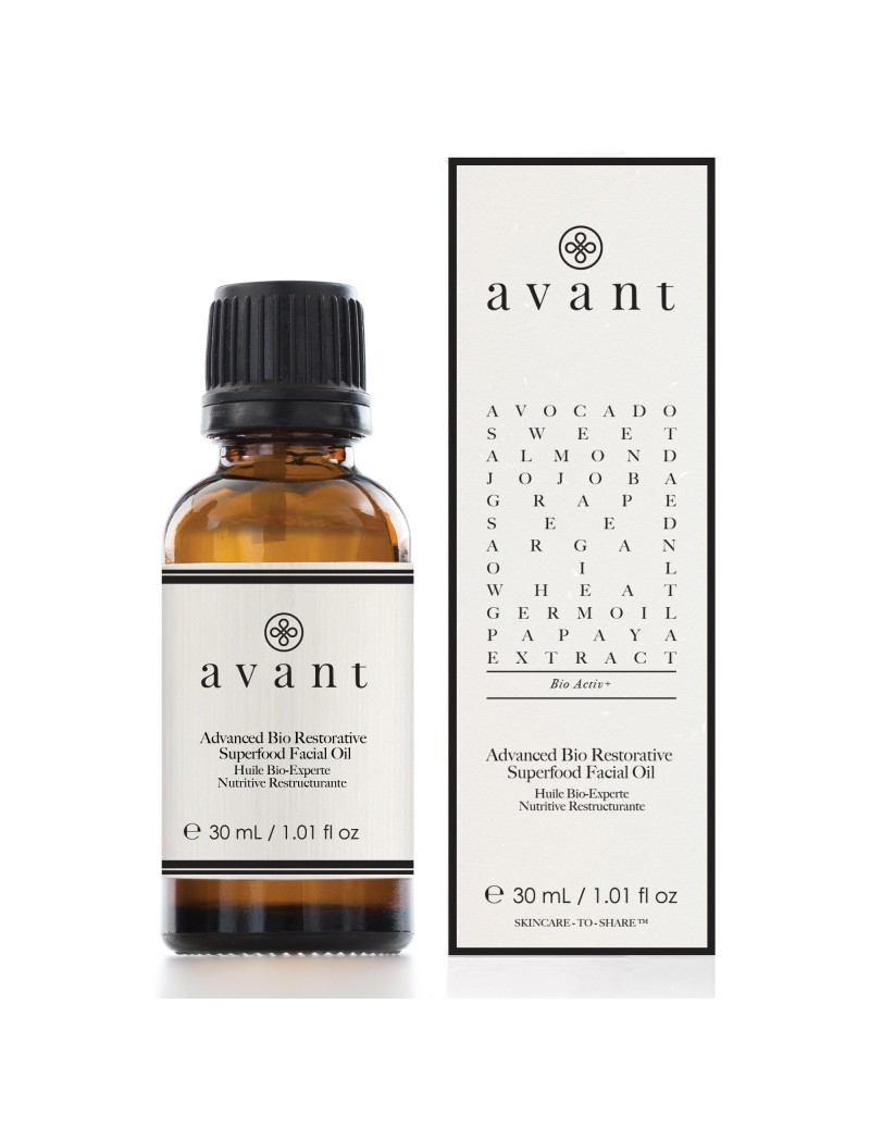 Advanced Bio Restorative Superfood Facial Oil