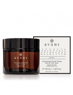 Anti-Ageing Glycolic Lifting Face & Neck Mask