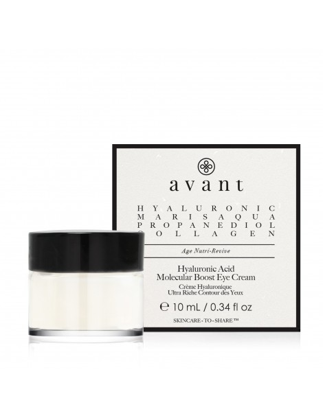 Hyaluronic Acid Molecular Boost Eye Cream
