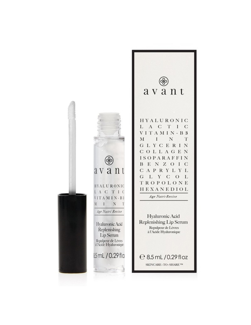 Hyaluronic Acid Replenishing Lip Serum