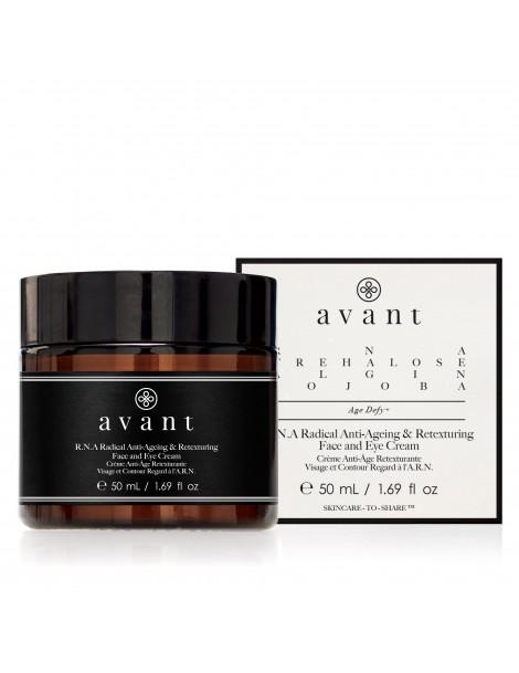 Crema radical antiedad y retexturizante con R.N.A  para cara y ojos