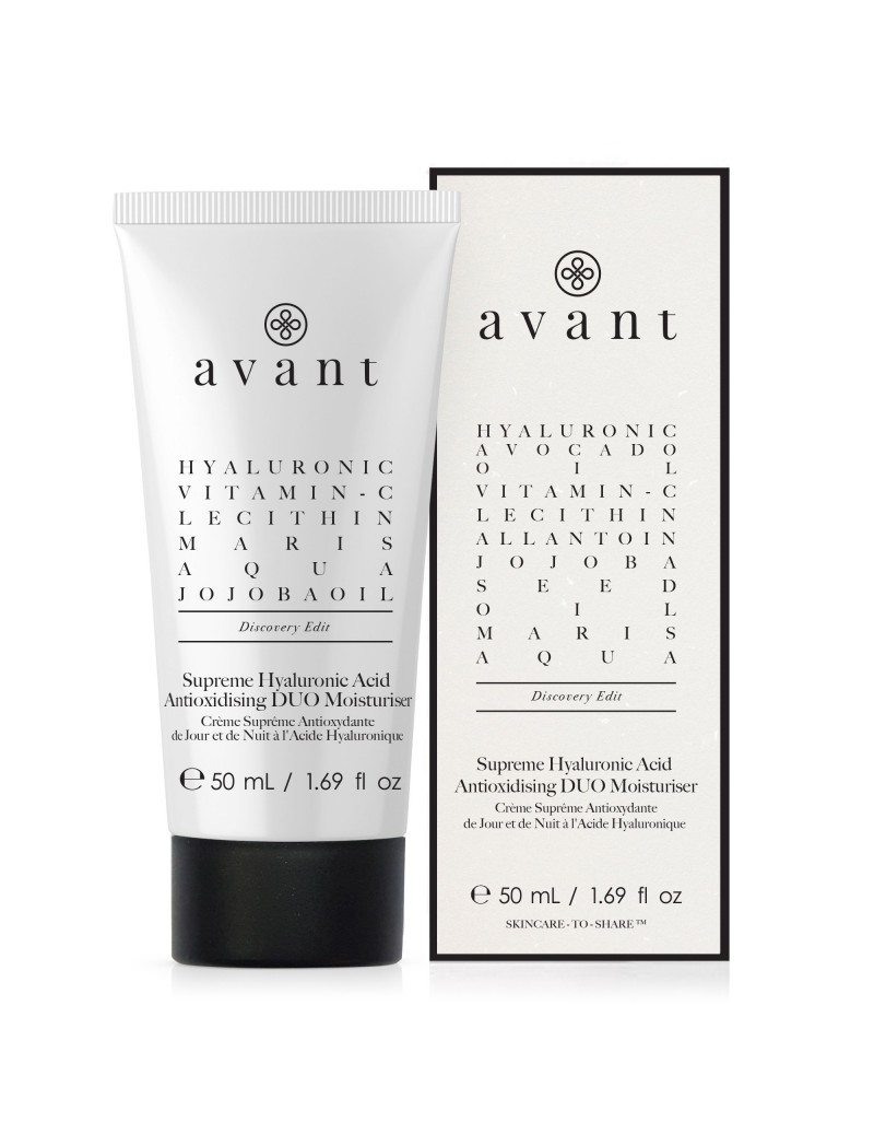 Discovery Edit - Supreme Hyaluronic Acid Anti-oxidising Duo Moisturiser