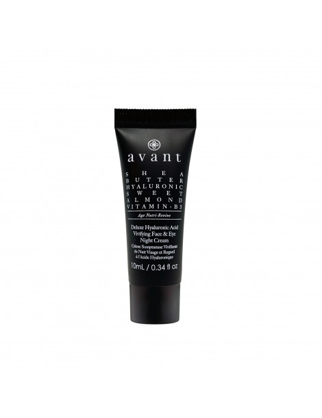 Deluxe Hyaluronic Acid Vivifying Face & Eye Night Cream (10ml)