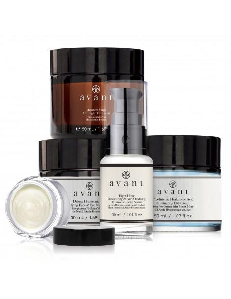Avant Geschenkbox - Fünf-Schritte-Hautpflege - 6