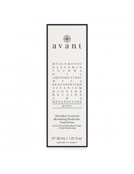 Marvellous Nocturnal Resurfacing Hyaluronic Facial Serum - 3