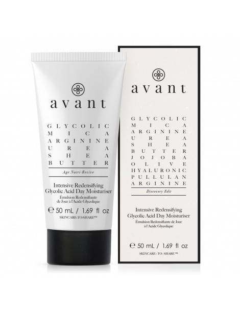 Discovery Edit - Feuchtigkeitsspendende Glycolic Tagescreme Intensive Redensifying
