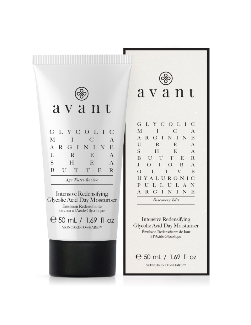 Discovery Edit - Feuchtigkeitsspendende Glycolic Tagescreme Intensive Redensifying - 1