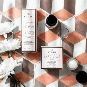 Each of our Avant boxes has a unique beauty ritual printed on it✨  This is so you can discover the best way to use each and every product🌸