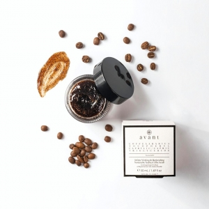 The Infinite Vivifying & Replenishing Sustainable Arabica Coffee Scrub combines Arabica Coffee & Caprylic Capric Triglycerides ☕  Arabica Coffee aims to nourish, tone and promote skin's moisture, leaving skin soft and smooth 💫 . . . #coffeescrub #sustainable #sustainableskincare #facescrub #skincarehaul #avantskincare #cleanbeauty #crueltyfreebeauty #luxuryskincare #greenbeauty #skincarereview #sustainableskincare #skincareroutine