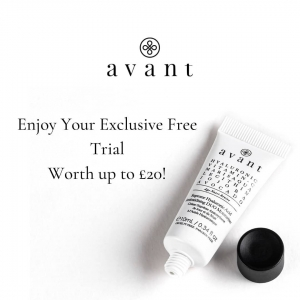 Get your free trial of Avant Skincare!🌟   For a very limited time, until stocks last, we are offering a free trial of Avant Skincare! Click the link in our bio,fill out the details and you will receive one of our beautifully selected, deluxe sample size products!