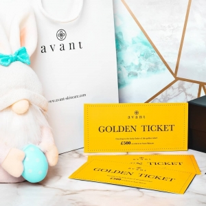 Only one week left of our Golden Ticket extravaganza ✨ ​ ​Place your order today to be in with a chance of winning a Golden Ticket worth £500 on Avant ⭐