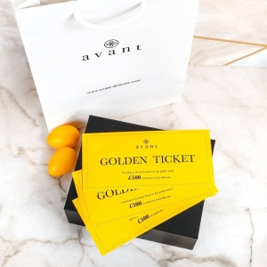 This is no April Fool! 🐣 ​ ​You could win an Avant Golden Ticket worth a huge £500 by simply placing an order on our website ✨