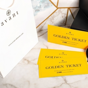 Have you placed your order for a chance to be entered into our Golden Ticket draw?  What are you waiting for?! ✨